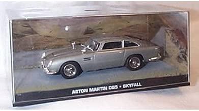 Ex Mag Aston Martin DB5 Diecast Model Car from James Bond Skyfall