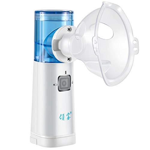 Atomizador Portátil De Mano, Micro-Grid Cuidado Personal Spray Humidificador Atomización, Equipo Médico Asma Bronquial