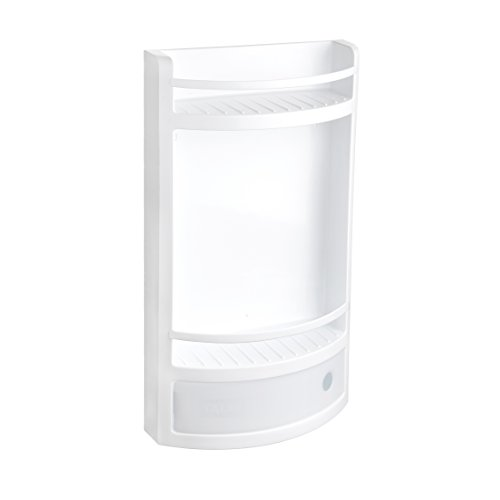 Tatay 4432101 Estante con Cajón, Plástico y Polipropileno, Blanco, 29x11x51 cm