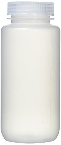 SLS Select BOT2228 Bottle, Polypropylene Wide Mouth and Cap, 500 mL