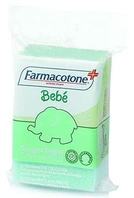Lot 24 farmacotone éponge Bain Bebe 'Soin ultra-douce et nettoyage du corps