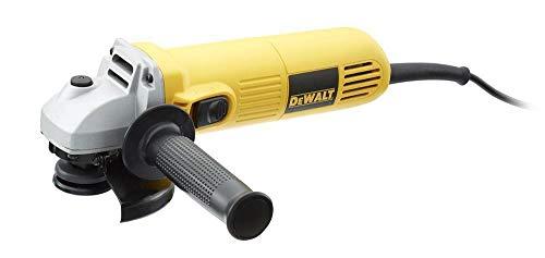 DEWALT DWE4016-QS DWE4016-QS-Mini-amoladora 115mm 730W, Arándano