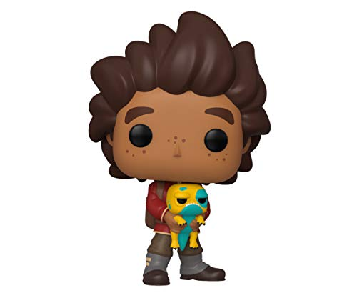 Funko- Pop Animation: Dragon Prince-Ezran Collectible Toy, Multicolor (45104)