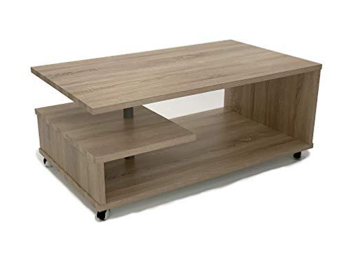 Möbel SD Tavolino da Salotto (Timmi) Sonoma