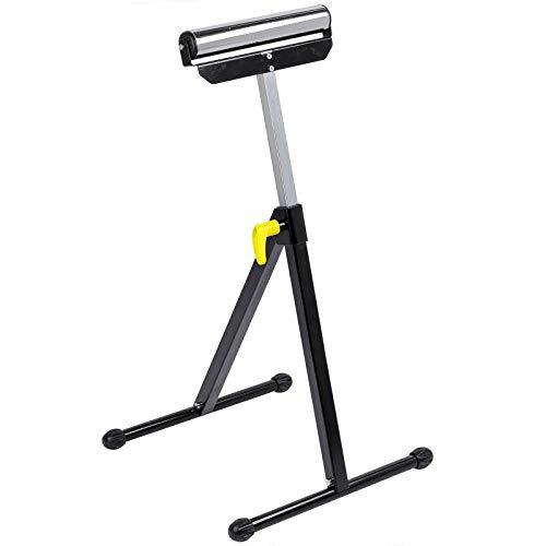 Unterstell-Bock 30 cm Breit Rollen-Bock Klappbock höhenverstellbar + klappbar max. 60 kg Rollenbock