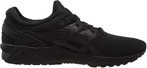 Asics Unisex Adults Gel-Kayano Trainer Evo Zapatillas de correr Adultos Unisex, Negro (Black/Black), 39 EU