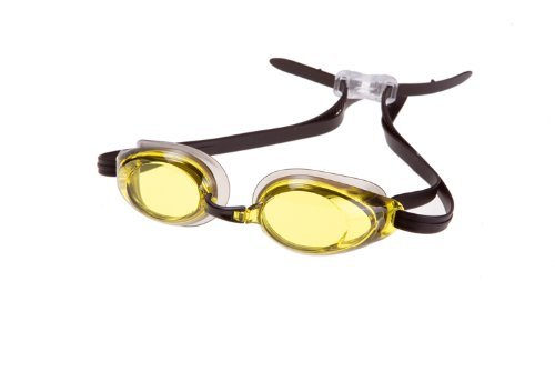 aquafeel Glide Tough Training Schwimmbrille - gelb