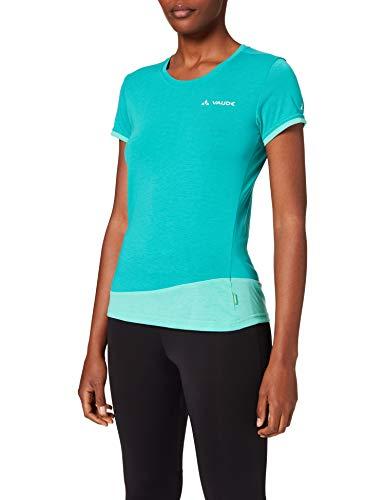 VAUDE Damen T-Shirt Women's Sveit Shirt, Riviera, 38, 40398