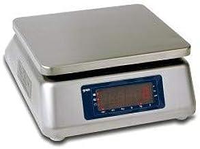 Balance de Cuisine Electronique Modèle GX 30 Kg - Gram - Inox 30 kg