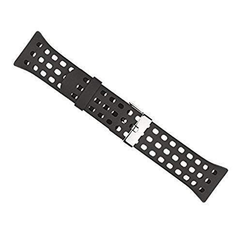 Suunto M-Series M5 All Black Strap Male Correa para Relojes, Hombre, Negro, Talla Única