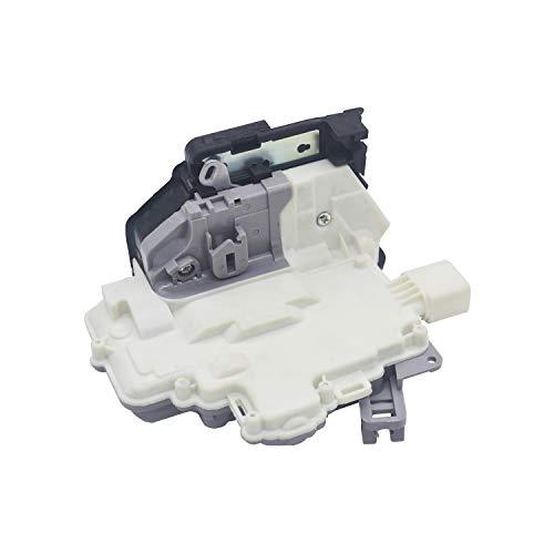 ZEALfix Türschloss Stellmotor Hinten Links Türverriegelung 8K0839015 für A4 A5 Q3 Q5 Q7 TT
