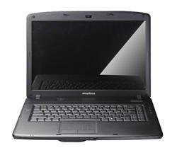 eMachines E720-424G32Mi 39,1 cm (15,4 Zoll) WXGA Notebook (Intel Pentium T4200 2GHz, 4GB RAM, 320GB HDD, Intel GMA X4500M, DVD +- DL RW, Win 7)