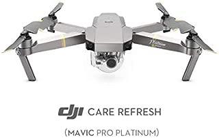 DJI Mavic Pro Platinum Care Refresh - 防止水*,水*覆盖,获得替代产品
