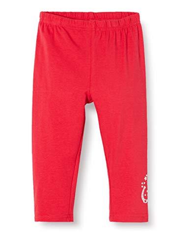 Salt & Pepper Mädchen 03114264 Shorts, Rot (Lollipop Red 344), (Herstellergröße: 92)