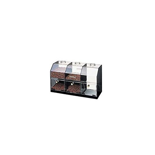 bonmac ボンマック キャニスター ビーンズケース コーヒー豆 収納 S-3#817002
