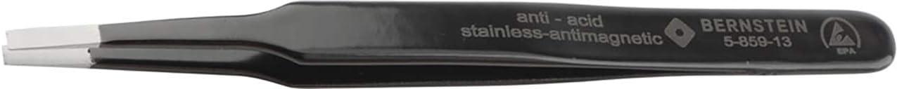 Bernstein Ranking TOP19 Werkzeuge 5-859-13 SMD Tweezers mm F Stainle NEW Shape 125