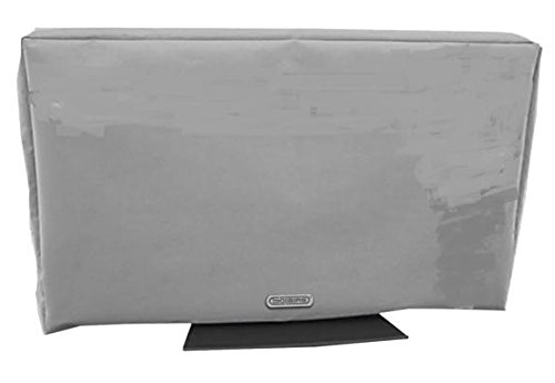 "Solaire Sol 70-G Outdoor Flatscreen TV Cover for TVs up to 70"" Protects Your TV from Rain, Dust & Sun"
