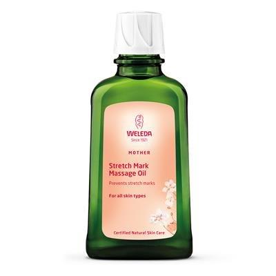 OFFRE D'ÉTÉ 2017 Vergetures Huile de massage Weleda: Paquet avec 2 x huile Weleda 9 mois (2 x 100 ml) avec 50% de réduction sur la 2ème unité!