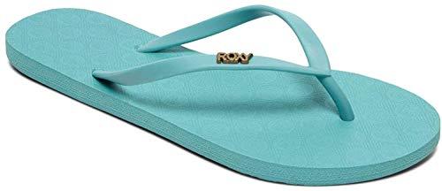 Roxy Viva, Zapatos de Playa y Piscina para Mujer, Azul (Blue Curacao Buu), 37 EU