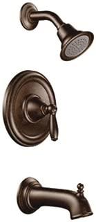 Moen T2153ORB Brantford Posi-Temp Pressure Balancing Shower Valve Trim Kit Valve Required, Oil Rubbed Bronze