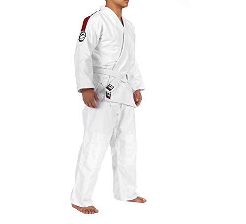 FUJI Judo Training Gi White FJT-FW-6