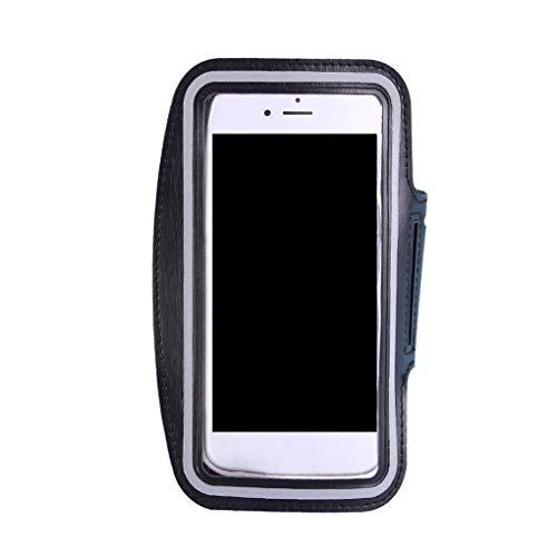 LEVEL GREAT 6 Pulgadas Smartphone Brazalete teléfono con reemplazo Deportes Correa de la Caja Aptitud para iPhone 6S Plus / 7 Plus