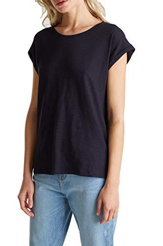ESPRIT Damen 020EE1K308 T-Shirt, 400, L