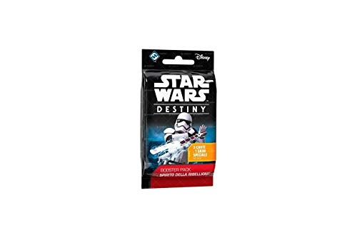 Star Wars Destiny – Booster Pack – Espíritu de la Rebelón (1 sobres)