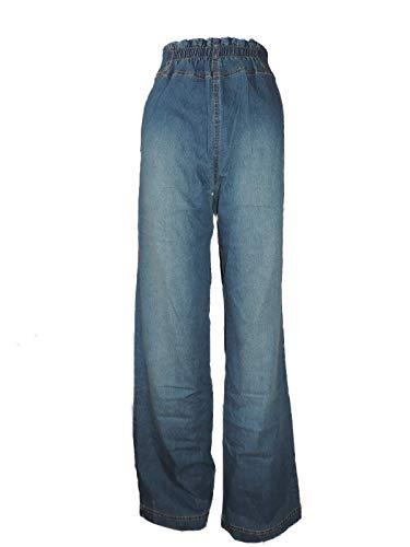 Quelle - Pantalón vaquero para mujer, color azul, talla 36 38 44 18 azul 50-52/Tamaño de la Etiqueta XXXXL
