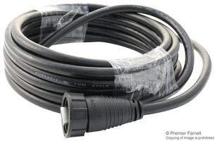 AMPHENOL LTW Cable, HDMI A Plug-Free END, 5M HP-19AFMM-SL7A05
