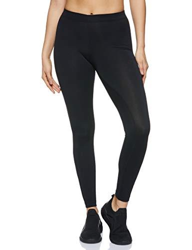 Nike Damen W NSW LGGNG Club Sport Trousers, Black/White, XL