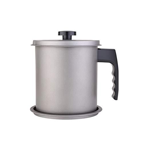 BESTonZON Filtro Aceite Cocina grasera INOX Carne Puede el e