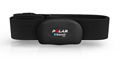 Polar - H7 - Herzfrequenz-Sensor-Set - Inklusive Pro Strap - M-XXL - Schwarz - Aktuelles Modell