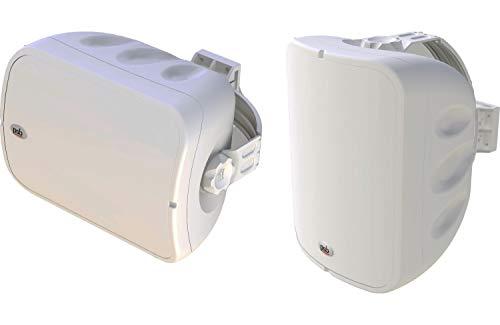 PSB CS1000 Universal-Lautsprecher für den Außenbereich, Weiß