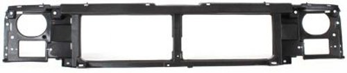 Crash Parts Plus Front Header Grille Mounting Panel for Ford Bronco, F-150, F-250, F-350