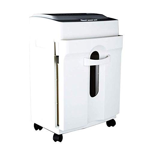Best Bargain SMLZV Paper Shredder Office Home Automatic Silent Paper Shredder 14L Waste Paper Capaci...