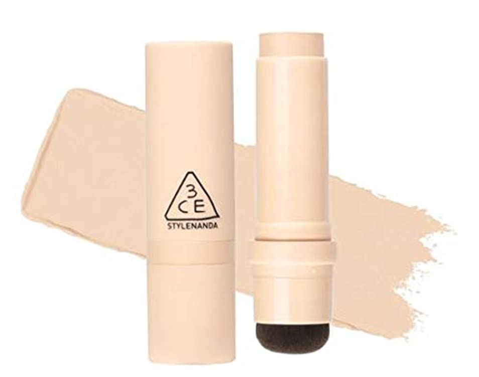 むしろ立ち寄るスキー3CE LAYER COVERING STICK FOUNDATION # Light Vanilla [並行輸入品]