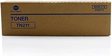 Original Konica Minolta 8938-415 / TN211 - Black Toner Cartridge (1 pieces) for Konica-Minolta Bizhub 200