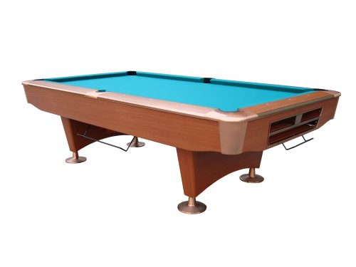 Playcraft Southport 8' Cherry Pool Table - Ball Return