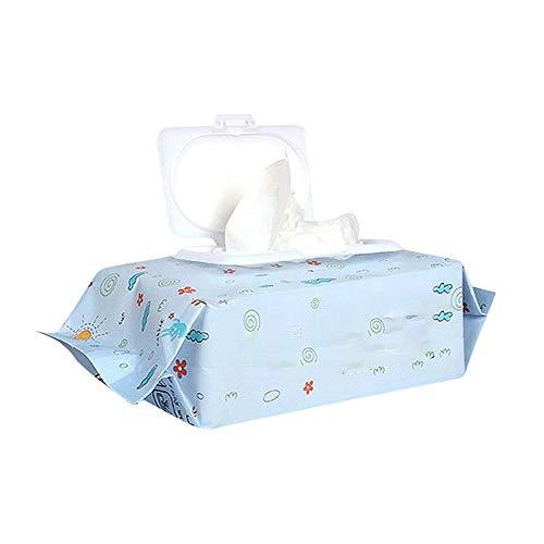 SMX Baby hand doekjes 10 verpakkingen met deksel Wipes - (Totaal 900 doekjes)