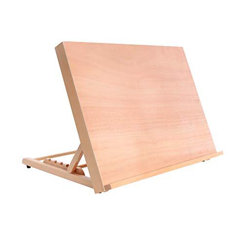 U.S. Art Supply Large 18-1/2' Wide x 14-1/8' (A3) Tall Artist...