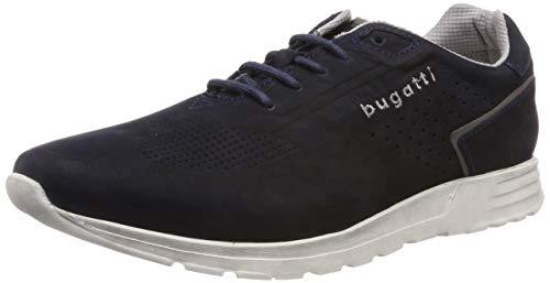bugatti Herren 321702021500 Sneaker, Blau, 43 EU