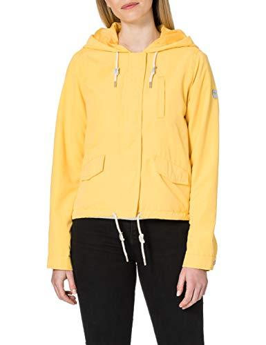 Only Onlskylar Hood Spring Jacket CC Otw Chaqueta, Mimosa, L para Mujer