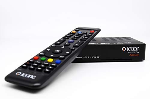 ICONE VOGUE ONE Multistream con 24 meses de vainilla Premium y 24 meses GoGo IPTV