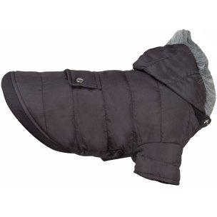 Manteau Polar noir Taille 38 cm