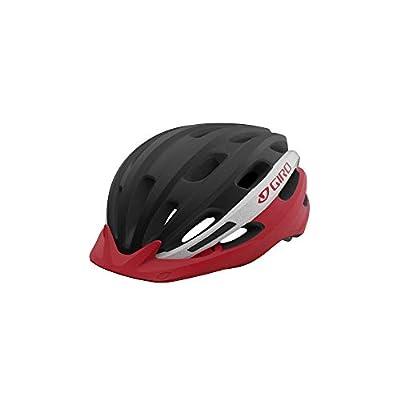 Giro Register MIPS Adult Recreational Bike Helmet - Matte Black/Red (2021) - Universal Adult (54-61 cm)