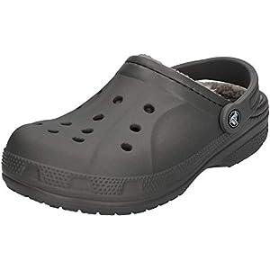 Crocs Ralen Lined Clog Slate Grey/Light Grey Men's