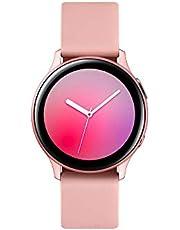 Samsung Galaxy Watch Active 2 (Bluetooth) 40 mm, aluminium, różowy