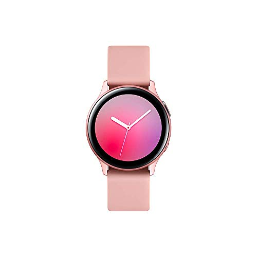Samsung - Montre Galaxy Watch Active 2 Bluetooth - Aluminium 40 mm - Rose velours - Version Française