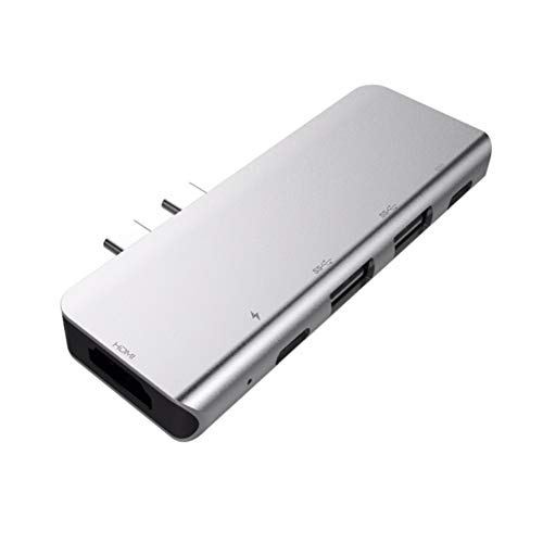 USB C Hub for MaBook Pro,5 in 1 Mabook Pro Docking Station-Y01